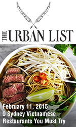 Bau Truong in The Urban List - 9 Sydey Vietnamese Restaurants You Must Try
