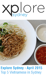 Bau Truong in Xplore Sydney, Top 5 Vietnamese in Sydney