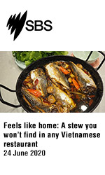 Feels like home: A stew you won't find in any Vietnamese restaurant