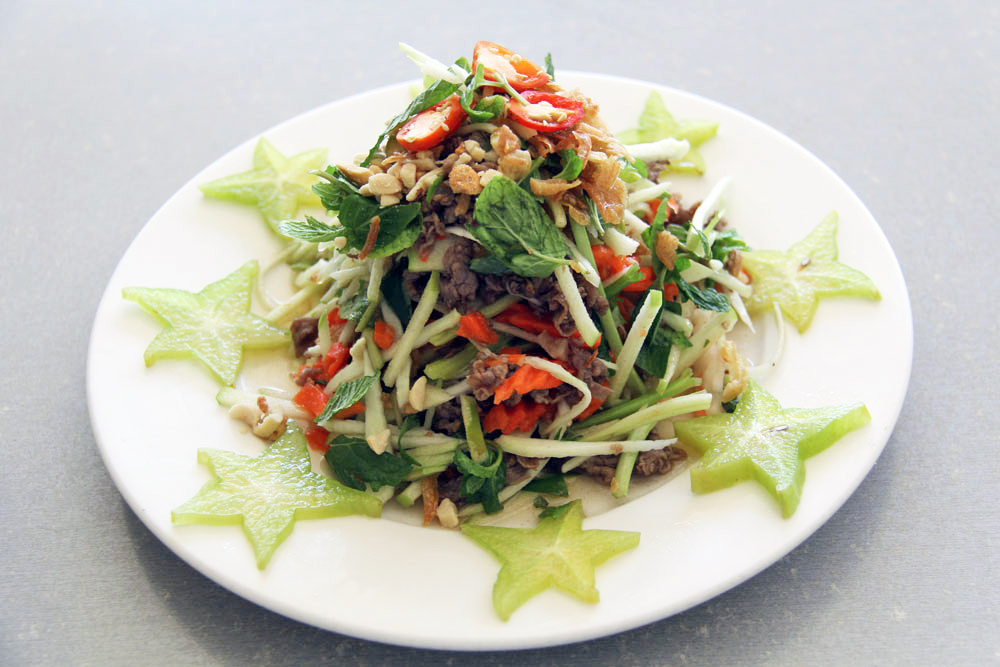 Bau Truong Cabramatta - Vietnamese salad