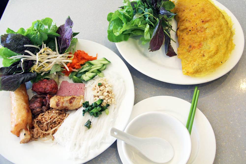 Bau Truong Cabramatta - Vietnamese grilled meats and banh xeo