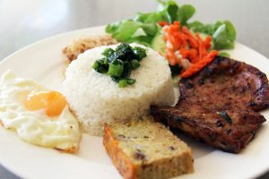 Bau Truong Cabramatta - Vietnamese grilled pork chop and broken rice